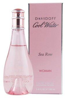Harga Davidoff Davidoff Cool Water Sea Rose 100 ml
