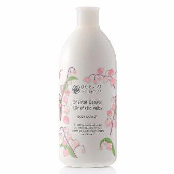 Harga Oriental Princess Oriental Beauty Lily of the Valley Body Lotion