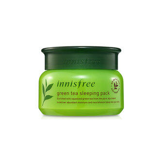 Harga Innisfree Green Tea Sleeping Pack 80ml.