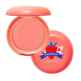 Harga Etude House Berry Delicious Cream Blusher #OR201