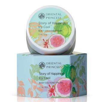 Harga Oriental Princess Story of Happiness Icy Cool Body Cologne Cream
