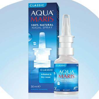 Harga Aqua Maris Classic Nasal Spray 30 ml พ่นจมูก