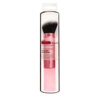 Harga Real Techniques retractable kabuki brush(สีชมพู)