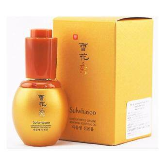 Harga Sulwhasoo Concentrated Ginseng Renewing Essential Oil 5ml