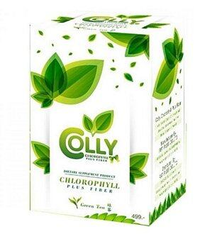 Harga Colly Chlorophyll Plus Fiber (BD) Green Tea Flavour
