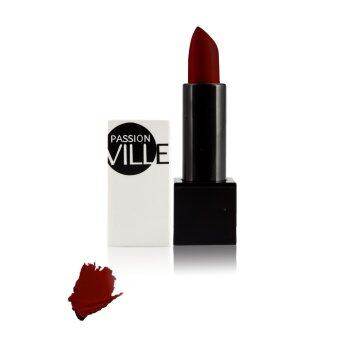 Harga Passion Ville, Flashy Lipcolour Attractions, 3.5g. #Bordeaux Wine