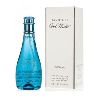 Harga Davidoff Cool Water for Women EDT 100 ml. (เทสเตอร์)