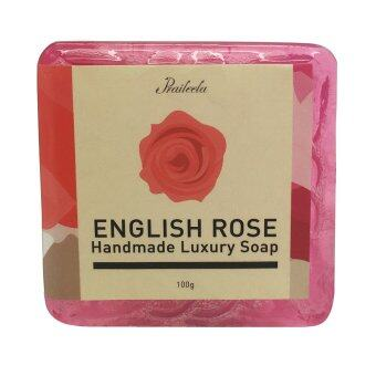 Harga Praileela English Rose Handmade Luxury Soap