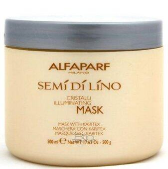 Harga AlfaParf Semi di Lino Cristalli Illuminating Mask 500g mask with karitex 500g