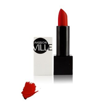 Harga Passion Ville, Flashy Lipcolour Attractions, 3.5g. #Hollywood Red Carpet