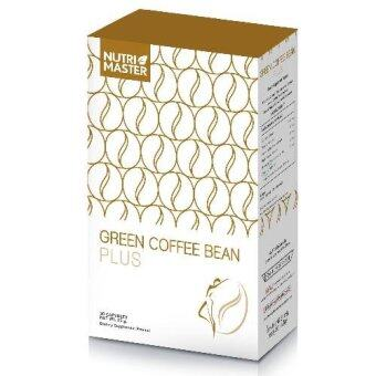 Harga Nutrimaster Green Coffee Bean Plus 30 แคปซูล 1 กล่อง