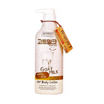 Harga Made in Nature Goat Milk UV Body Lotion - 450 ml.
