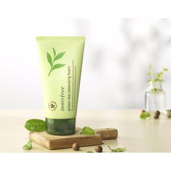 Harga Green Tea Cleansing Foam 150 ml.