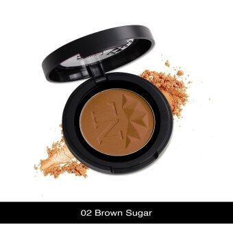 Harga NARIO LLARIAS FACE SHADOW CONTOURING 02 Brown sugar