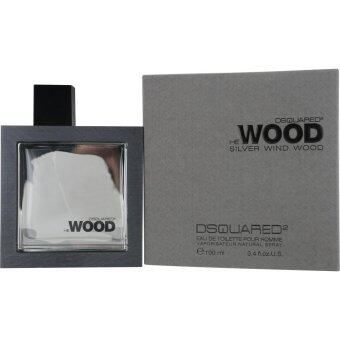 Harga Dsquared2 He Wood Silver Wind Wood EDT 100 ml.