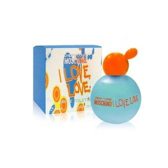 Harga Moschino Cheap And Chic I Love Love EDT 4.9ml.