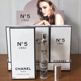 Harga CHANEL NO.5 L'EAU (Tester) 20 ml.Spray