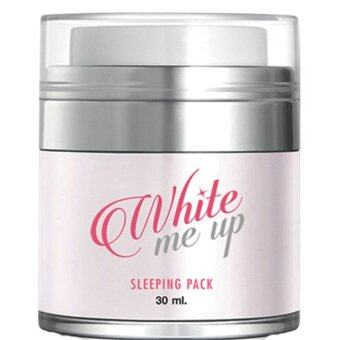 Harga Kiss Skincare Malissa White Me Up Sleeping Pack 30ml.