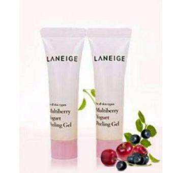 Harga แพคคู่ Laneige Multiberry Yogurt Peeling Gel (10 ml)