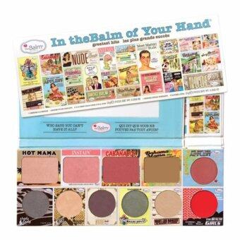 Harga THE BLAM IN THE BALM OF YOUR HAND vol.1