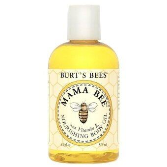 Harga Burt's Bees Mama Bee Nourishing Body Oil 4 fl oz (115 ml)