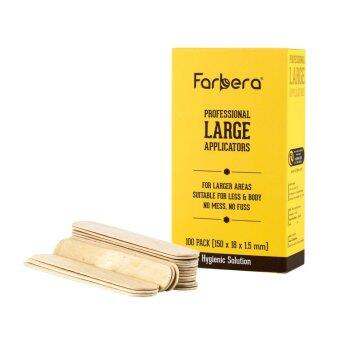 Harga Farbera Professional Large Applicators 100 Pieces