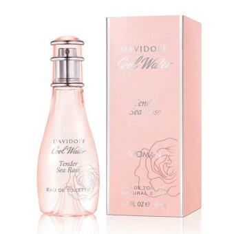 Harga Davidoff Cool Water Tender Sea Rose for women 100 ml.