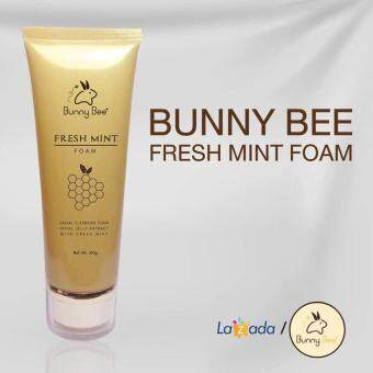 Harga Bunny Bee Fresh Mint Foam