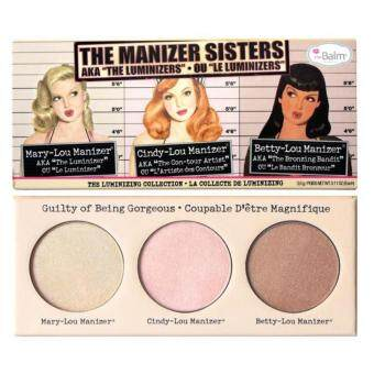 Harga The Balm - The Manizer Sisters The Luminizing Collection