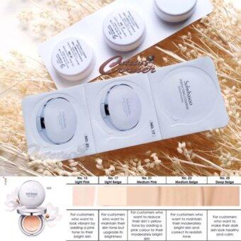 Harga Sulwhasoo Perfecting Cushion Brightening [Tester Size]