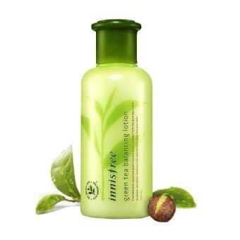 Innisfree Green Tea Balancing Lotion - 160ml