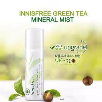 INNISFREE GREEN TEA MINERAL MIST 50 ml