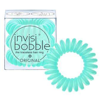 Harga invisibobble ยางรัดผม สี mint to be