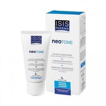 isis Pharma Neotone 25 ml ทางเลื่อกใหม่ ในการรักษา ฝ้า กระ จุดดำสิวหรือดำหลังทำเลเซอร์