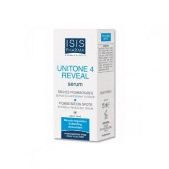 isis unitone 4 reval serum 15 ml ลดรอยสิว จุดด่างดำ ฝ้ากระบางๆ