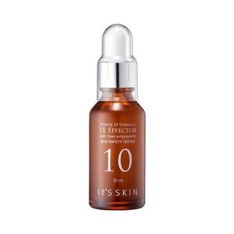 It 's Skin Power 10 Formula YE Effector 30ml เซรั่มเข้มข้นช่วยลดเลือนริ้วรอยแห่งวัย ให้ผิวหน้ายืดหยุ่นตึงกระชับ