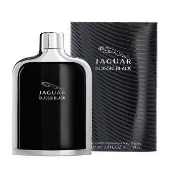 JAGUAR Classic Black Eau De Toilette for Men 100 ml.