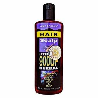 รีวิวพันทิป JAME BROOK'S HERBAL ANTI LOSS HAIR SHAMPOO แชมพูปลูกผม แก้คันรังแคแก้ผมร่วง 300 Ml.