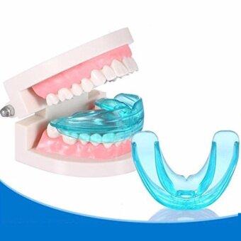 เปรียบเทียบราคา KaLaiXing® Orthodontic Retainer. Orthodontic Trainer Dental ToothAppliance Alignment Brace Mouthpieces Tools Product SizeMedium--blue - intl