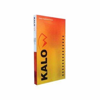 Kalow แกลโล ดูแลลดน้ำหนัก 1