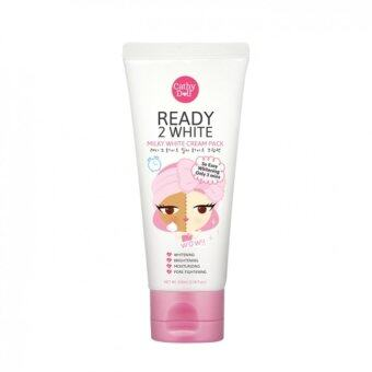 karmart Cathy Doll : Ready 2 White Milky Dress Cream Pack 100 ml.