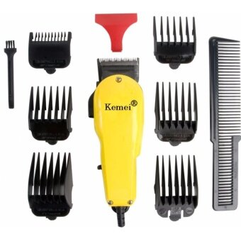 KEMEI แบตตาเลี่ยน ปัตตาเลี่ยน ระดับมืออาชีพ รุ่น KM-8851 (สีเหลือง)