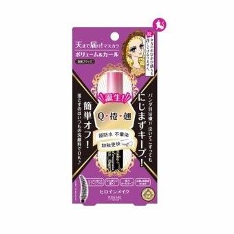 เปรียบเทียบราคา KISS ME Heroine Make Volume & Curl SUPER WATER PROOF รุ่น ADVANCED FILM มาสคาร่า สูตรเพิ่มความหนาและงอนเด้ง กันน้ำ กันเหงื่อ กันคราบน้ำตา การันตีคุณภาพจากญี่ปุ่น