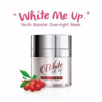 Kiss Skincare Malissa White Me Up Youth Booster Overnight Mask 15 ml.