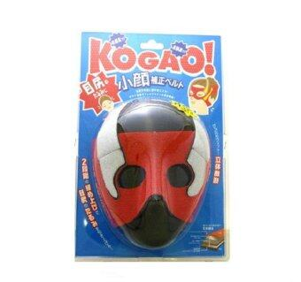 ขายด่วน Kogao หน้ากากหน้าเรียวและยกกระชับหน้าจากญี่ปุ่น - Red