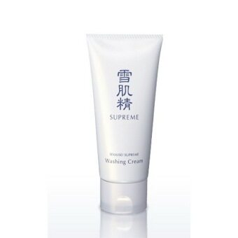 Harga Kose Sekkisei Supreme Washing Cream 130 ml