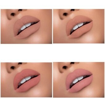 Kylie Cosmetics Send Me More Nudes Matte Liquid Lipstick ลิปจากอเมริกา สุดยอดลิป สีสวย ติดทน
