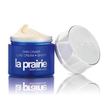 Harga La Prairie Skin Caviar Luxe Cream Sheer 5ml.