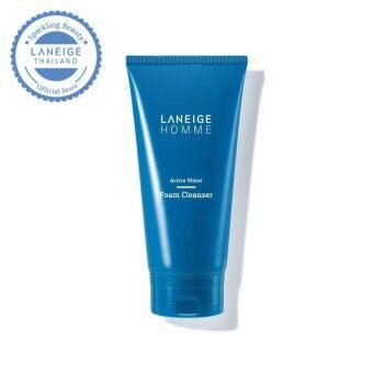 LANEIGE Homme Active Water Foam Cleanser (150ML)