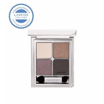 LANEIGE Ideal Shadow Quad No.9 Taupe Smog (6G)